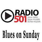 2018-01-07 - 20.00-22.00u - Radio501 Blues on Sunday - Rogier van Diesfeldt