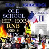OLD SCHOOL  RNB  HIP-HOP MIX 2000's  VOL.02