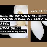 Oscar Mulero, Exium & Reeko - Live @ CONCRETE Paris Presents: Seleccion Natural (01.09.2018)