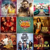 Bollywood Party Songs : August 2019