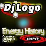DJ LOGO Energy 106 History Megamix Part 3