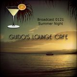 Guido's Lounge Cafe Broadcast 0121 Summer Night (20140627)