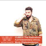 CUBED! #163 - Monty (Plattenkonferenz)