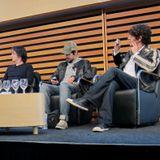 TCAF 2012 KICK-OFF EVENT! Jeff Smith, Gabriel Ba, and Fabio Moon!