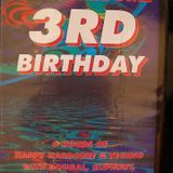 TAPE 4 B DJ RUSH-PLEASUREDOME 3RD BIRTHDAY