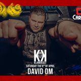 David DM live set KLANKKAST @ Carré Vip