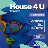 Gaudiano @20DOCE (House 4 U No. 1) 24.11.2017