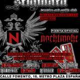Sesión Stigmata Fiesta Oficial Nachtmahr 25-Nov-2016.