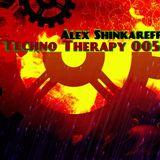 Alex Shinkareff - Techno Therapy 005