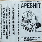 """Apeshit (1992) - Steve """"Psycho' Bates"""