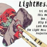 LIGHTMESS & NOISE LIVE PERFORMANCE @ HRC 22/2/14
