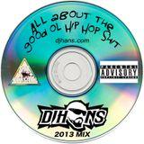 All about the good ol Hip Hop shit - 2013 - DJ Hans Mix