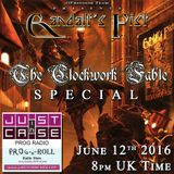 PROG & ROLL Presents: The Clockwork Fable (Gandalf's Fist), incl. an interview with Stefan Hepe