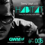Danny Lloyd - HABITAT 006 (15.06.2013)