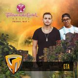 GTA @ Super You&Me Stage, Tomorrowland Brasil 2015 (2015.05.01)
