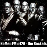 NoMen FM #126 - The Rockets; French Space Disco 1975-80