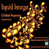 Liquid Lounge - Chilled Psyence (Episode Thirty) Digitally Imported Psychill August 2016