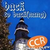Back to Back(nang) - #homeofradio - 23/07/17 - Chelmsford Community Radio
