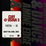2018.06.30 - Amine Edge & DANCE @ CUFF - Usina 5, Curitiba, BR