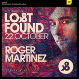 Roger Martinez - Live @ Lo&t & Found ADE 2016 || 22-10-2016