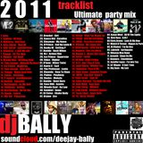 2011 Ultimate Party Mix