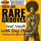 Soul Vault 1/11/17 on Solar Radio broadcast Midnight Tuesday to 2am Wednesday with Dug Chant