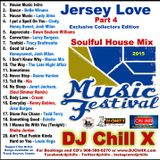Best of Soulful House 2015 mix - Jersey Love 4 by DJ Chill X