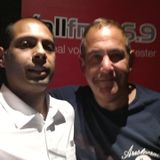 Ravi Sethi & Franklin Sinclair  - Crime Interview, Soul Music, Chart & Desi Beats,  14.7.15