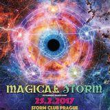 Psychozix - Magical Storm (dj set)