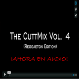 THE CUTTMIX (Vol 4) - By DJ CUTTER