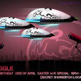 Eddie Richards - Live @ Wiggle's 17th Birthday - 23.04.11