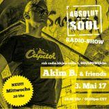 Absolut Soul Show /// 03.05.17 on SOULPOWERfm