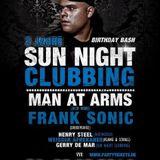 Gerry de M@r - 2 Jahre Sun Night Clubbing- Livecut - Orlando Club Solingen -08-02-2014-Birthday Bash