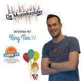 Interview King Tim IV - De Muziekzolder - 14-05-2017