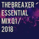 The Breaxer - Essential Mix Q1 / 2018