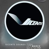 Vicente Sounds Drive At Five 1st Show
