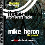 Italiansgroove @ Stromkraft Radio with Mike Heron