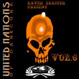 United Nations Of Darkcore Vol.6 (1st Mix)