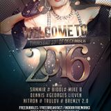 dj Mike B @ Club Vision 31-12-2015