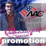 Mac´s SoulCafe, the finest in Soul and R&B, Valentine Special - 02.2018