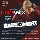 The Bassment 5/05/17 w/ Brandon Fox