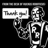 Ruckus Roboticus - I'm Thankful (DJ MIX)
