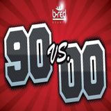 90s VS 00s - mixed by DJ RED