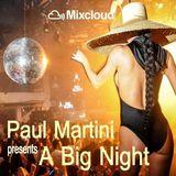Paul Martini present A Big Night