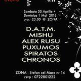 D.A.T.M. - live @ Zona - 1.05.2016