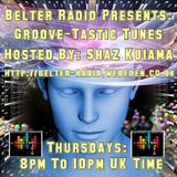 Shaz Kuiama - Groove-Tastic Tunes - 26th October 2017