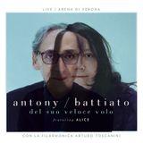 Franco Battiato & Antony su RTL 102.5