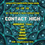 Injir - contact high · party mix