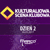 Marco Donati @ Miasteczko Studenckie Uniwersytetu Rzeszowskiego (Rzeszów) 'KultURalia 2017'