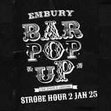 Strobe - Pop Up Embury Mon Jan 25 Part 2
